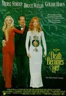 Death Becomes Her - Movie Poster (xs thumbnail)