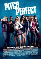 Pitch Perfect - Finnish Movie Poster (xs thumbnail)