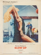 Blowup - Theatrical movie poster (xs thumbnail)