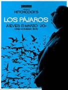 The Birds - Spanish Movie Poster (xs thumbnail)