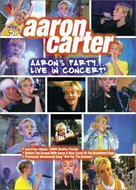 Aaron Carter: Aaron's Party - Live in Concert! - DVD movie cover (xs thumbnail)