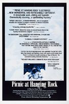 Picnic at Hanging Rock - Movie Poster (xs thumbnail)