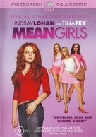Mean Girls - Australian DVD cover (xs thumbnail)