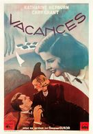 Holiday - French Movie Poster (xs thumbnail)
