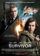 Survivor - Italian Movie Poster (xs thumbnail)