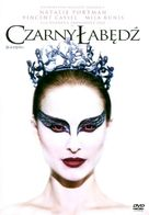 Black Swan - Polish DVD movie cover (xs thumbnail)