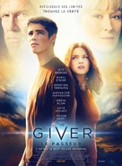 The Giver - French Movie Poster (xs thumbnail)