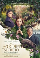 The Secret Garden - Portuguese Movie Poster (xs thumbnail)