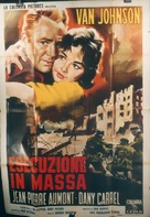 The Enemy General - Italian Movie Poster (xs thumbnail)