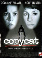 Copycat - French Movie Poster (xs thumbnail)
