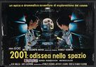 2001: A Space Odyssey - Italian poster (xs thumbnail)