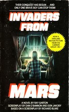 Invaders from Mars - poster (xs thumbnail)