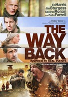 The Way Back - Movie Cover (xs thumbnail)