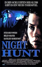 Survive the Night - German VHS cover (xs thumbnail)