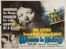 Woman in Hiding - British Movie Poster (xs thumbnail)