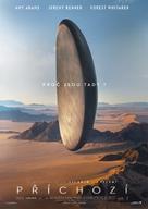 Arrival - Czech Movie Poster (xs thumbnail)