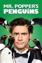 Mr. Popper's Penguins - Movie Cover (xs thumbnail)