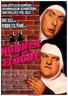 Nuns on the Run - German Movie Poster (xs thumbnail)