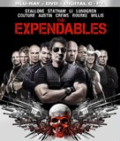 The Expendables - Blu-Ray cover (xs thumbnail)