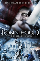 Robin Hood: Ghosts of Sherwood - DVD cover (xs thumbnail)