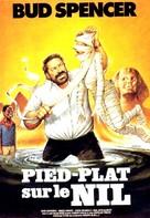 Piedone d'Egitto - French Movie Poster (xs thumbnail)