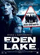 Eden Lake - French Movie Poster (xs thumbnail)