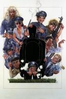 Police Academy 3: Back in Training - Key art (xs thumbnail)