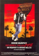 Beverly Hills Cop 2 - Italian Movie Poster (xs thumbnail)