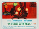 In the Heat of the Night - British Movie Poster (xs thumbnail)