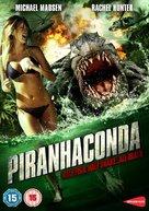 Piranhaconda - British DVD cover (xs thumbnail)