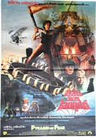 Young Sherlock Holmes - Thai Movie Poster (xs thumbnail)