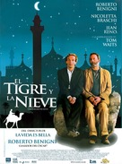 Tigre e la neve, La - Mexican Movie Poster (xs thumbnail)