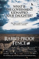 Rabbit Proof Fence - Movie Poster (xs thumbnail)