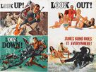 Thunderball - British Advance poster (xs thumbnail)