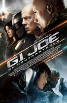 G.I. Joe: Retaliation - Mexican Movie Poster (xs thumbnail)