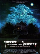 Fright Night - French Movie Poster (xs thumbnail)