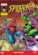 """Spider-Man"" - British DVD cover (xs thumbnail)"
