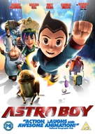 Astro Boy - British Movie Cover (xs thumbnail)