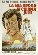 La sirène du Mississipi - Italian Movie Poster (xs thumbnail)