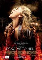 Drag Me to Hell - Australian Movie Poster (xs thumbnail)