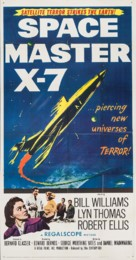 Space Master X-7 - Movie Poster (xs thumbnail)