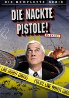 """""""Police Squad!"""" - German DVD movie cover (xs thumbnail)"""