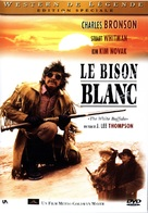 The White Buffalo - French DVD cover (xs thumbnail)