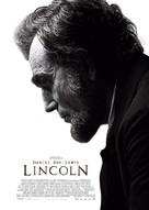 Lincoln - Norwegian Movie Poster (xs thumbnail)