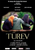 Türev - Turkish Movie Poster (xs thumbnail)