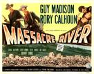 Massacre River - Movie Poster (xs thumbnail)