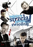 In Bruges - Polish poster (xs thumbnail)