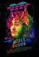 Inherent Vice - Turkish Movie Poster (xs thumbnail)