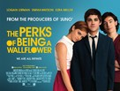 The Perks of Being a Wallflower - British Movie Poster (xs thumbnail)