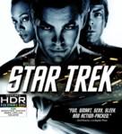 Star Trek - Blu-Ray movie cover (xs thumbnail)